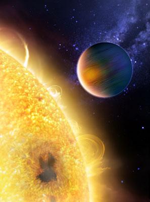 planeta hd 189733b