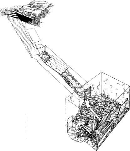 reconstruccion tumba kv55