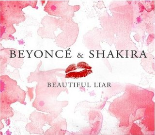 shakira beyonce beautiful liar uk single