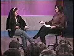 shakira entrevista La Hora de la Verdad 1994