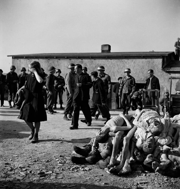 Buchenwald 1945 nazis