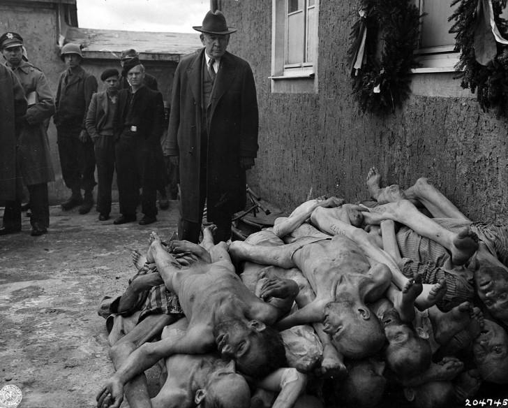 Buchenwald 24 abril 1945
