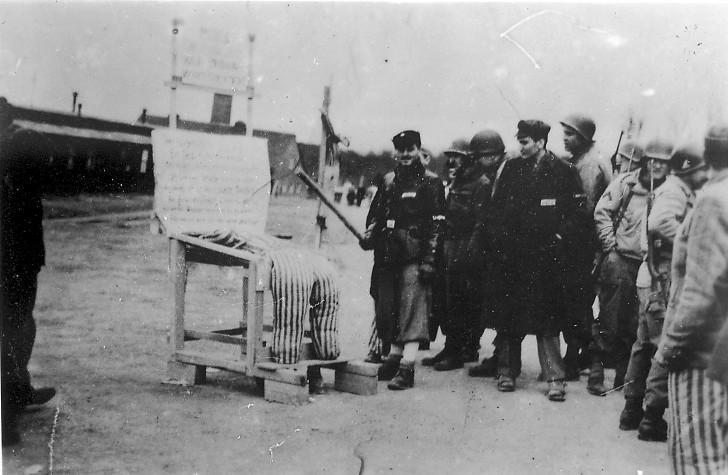 Buchenwald crimenes nazis