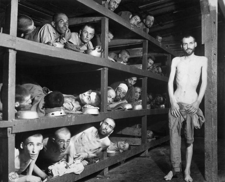 Buchenwald esclavos liberados
