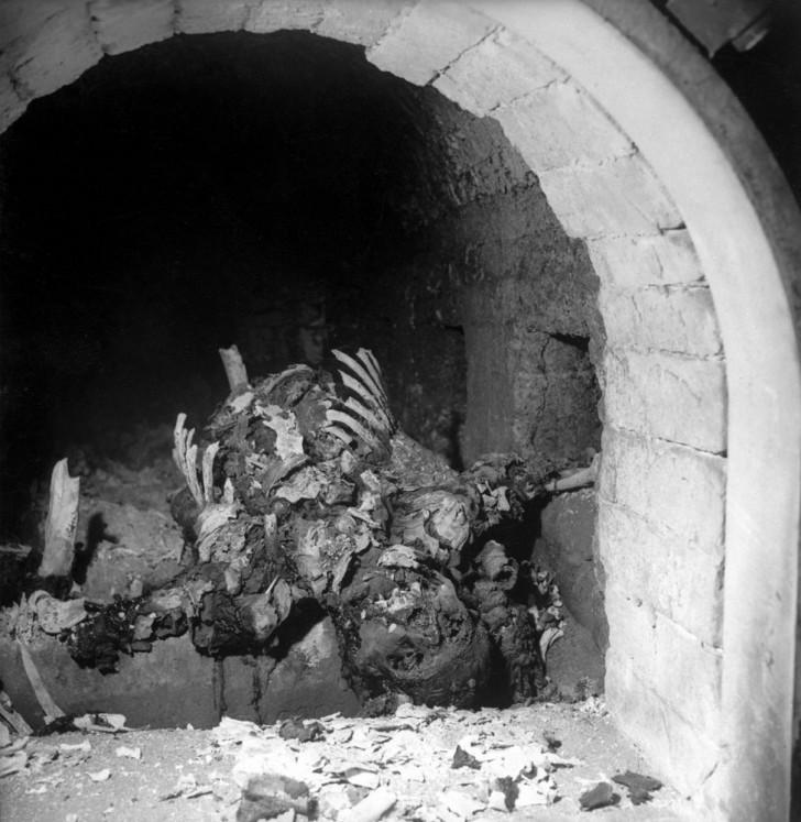 Buchenwald horno cadaver