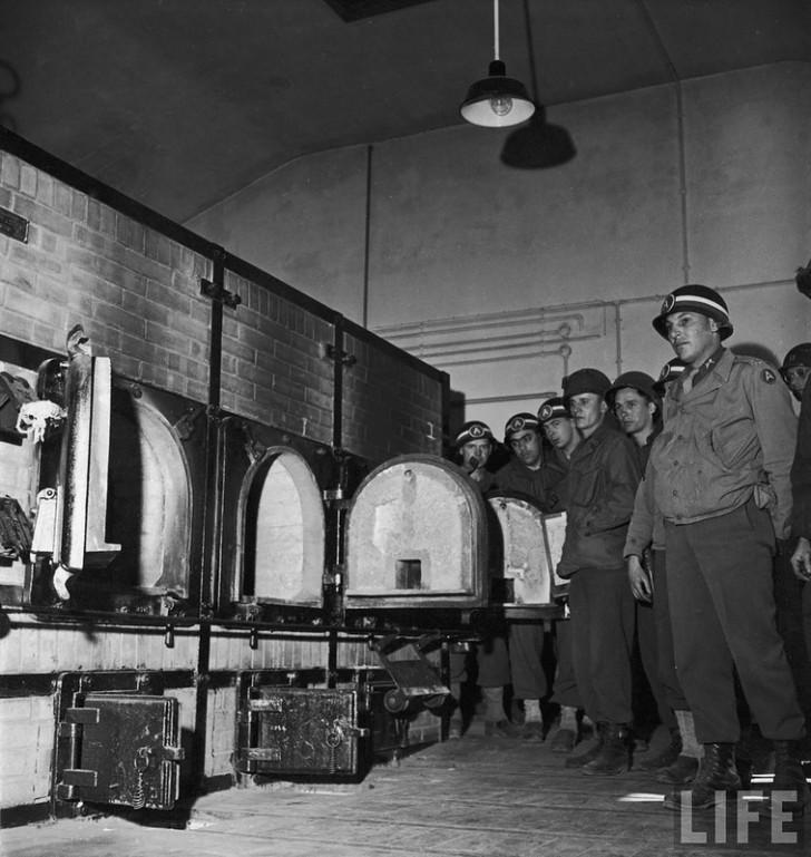 Buchenwald hornos crematorios