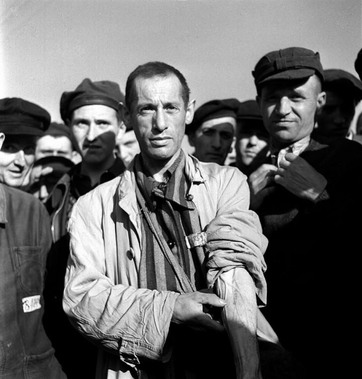 Buchenwald numero identificacion