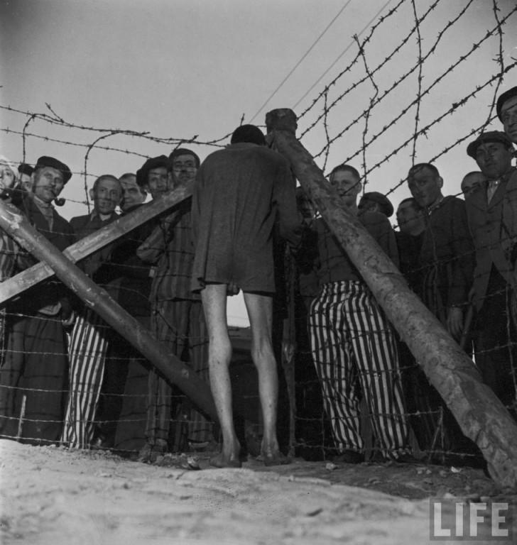 Buchenwald presos nazis