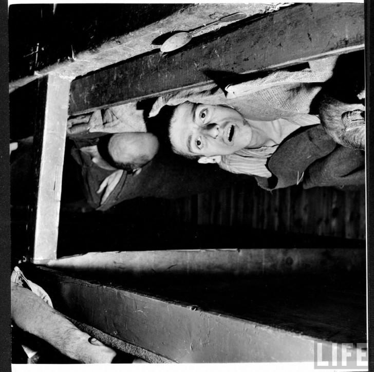 Buchenwald reclusos