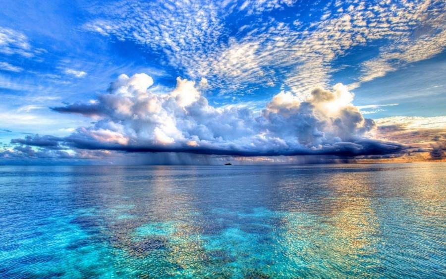 aguas cristalinas bali