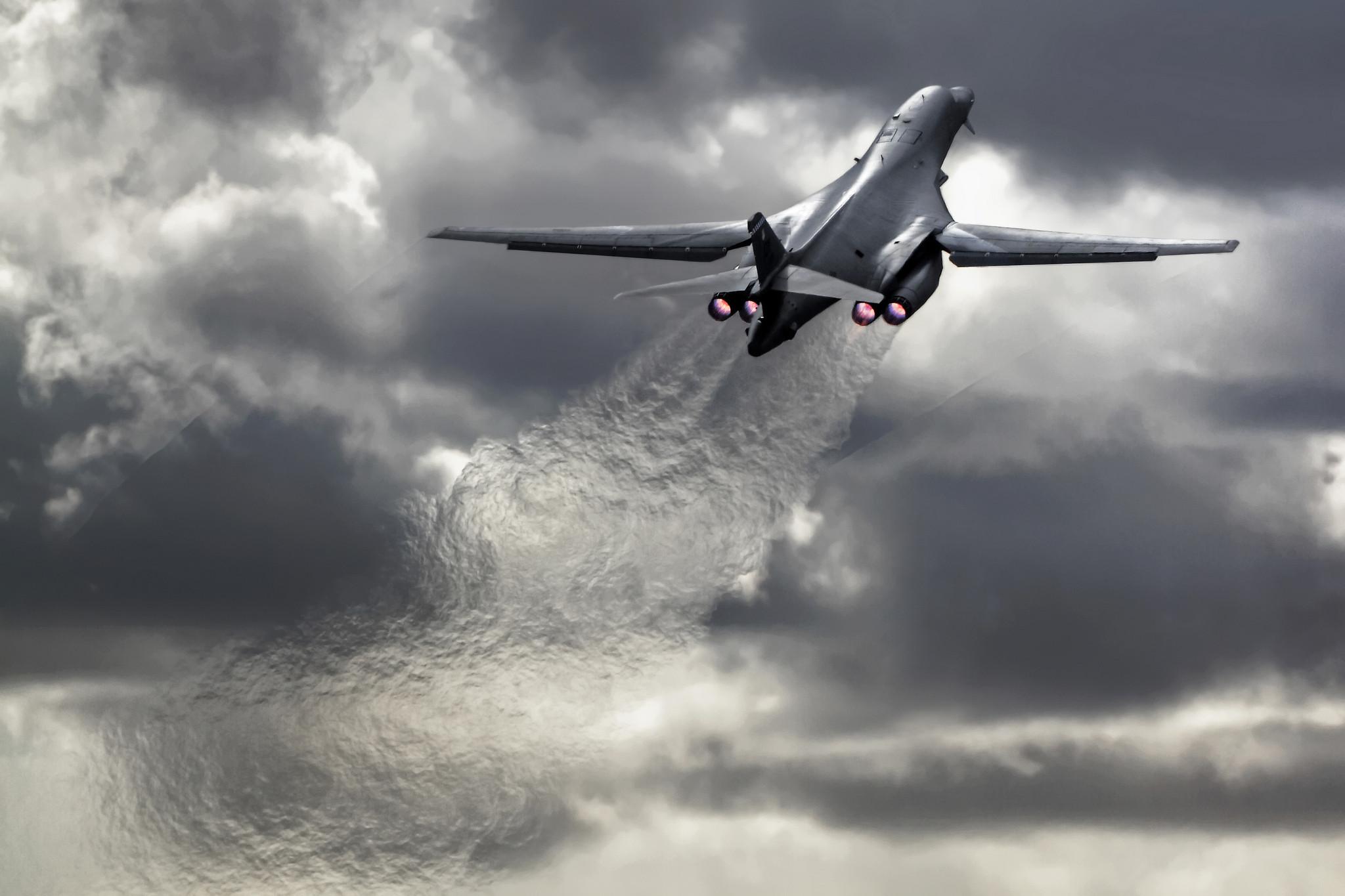 bombardero B1-B Lancer