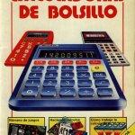 Colección Electrónica de Plesa: Calculadoras de bolsillo