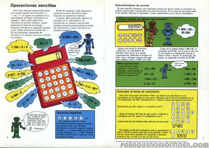 calculadoras bolsillo 06-07