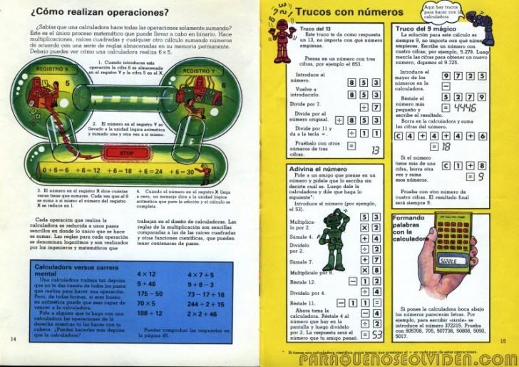 calculadoras bolsillo 14-15
