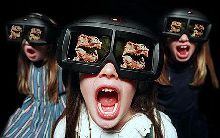 cine gafas 3d