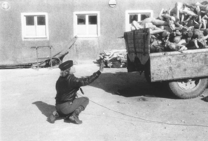 cuerpos muertos segunda guerra mundial