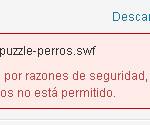 Error al subir ficheros en Wordpress: Perdona, por razones de seguridad, este tipo de archivos no es...