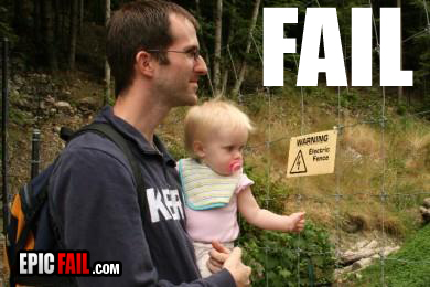 fail padre hijo