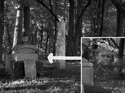 fantamas bebe cementerio