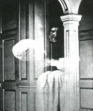 fantasma paranormal
