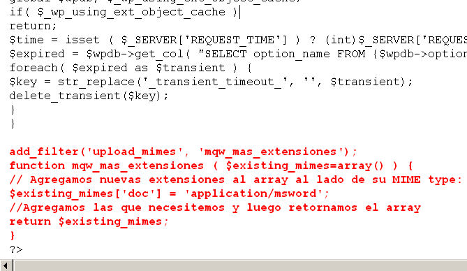 final archivo functions.php