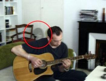 foto fantasma musica
