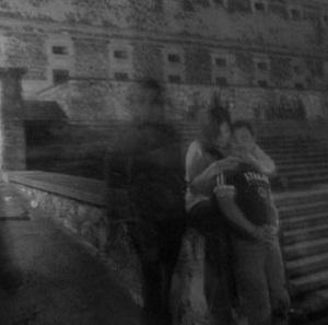 foto fantasma pareja