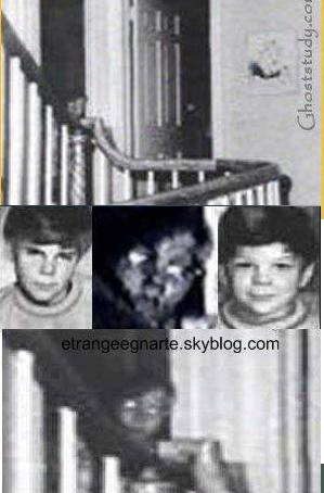 fotografia fantasma amityville niño