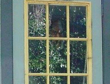 fotos fantasma ventana