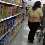 Gente rara en Wal-Mart 3
