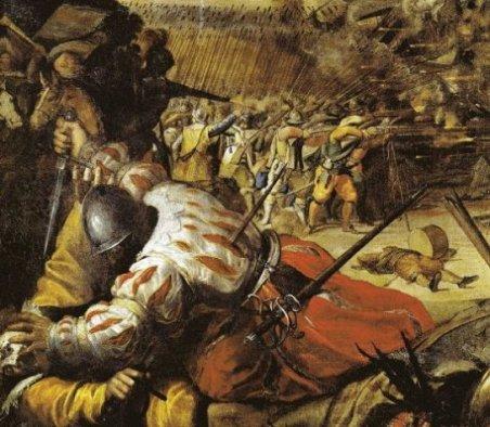 Guerra Flandes 80 años