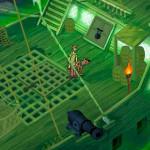 Juego en el barco pirata con Scooby Doo