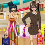 Juego de comprar ropa con amigas