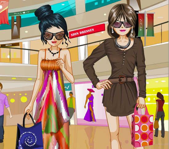juego-comprar-ropa-amigas