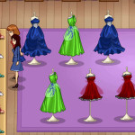 Juego de comprar vestidos de noche