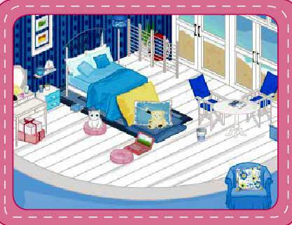 Juego para decorar las habitaciones del hospital | Juegos
