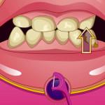 Juego con el doctor dentista