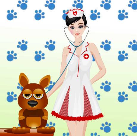 juego-moda-doctora-veterinaria