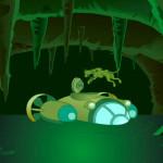 Aventura submarina con Scooby y Shaggy en el océano