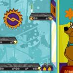 Juego de mecanismos para alimentar a Scooby Doo