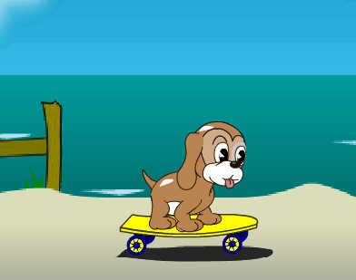 juego-skateboard-perrito