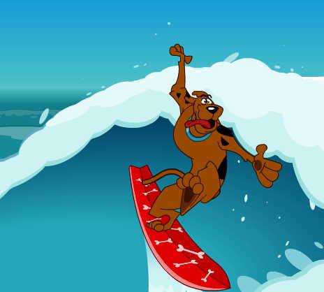 juego-surf-board-scooby