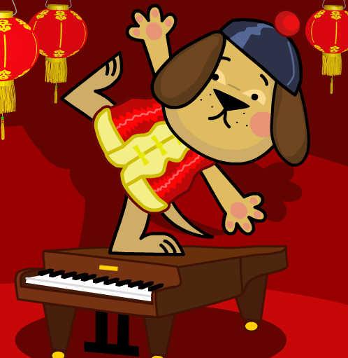 juego-tocar-canciones-perrito