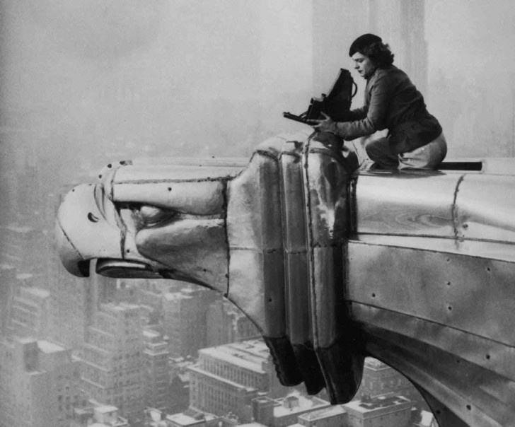 margaret bourke white edificio chrysler
