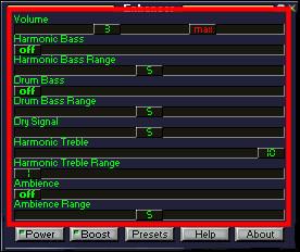 mejorar sonido winamp