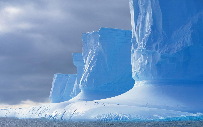 montañas antartico