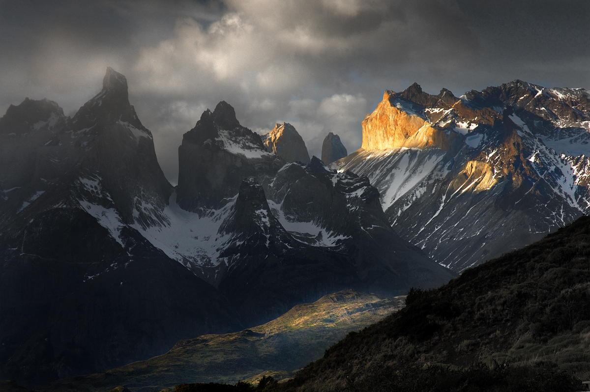 montanas patagonia sudamerica