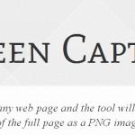 Cómo sacar capturas de una página web