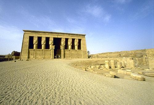 templo hathor egipto