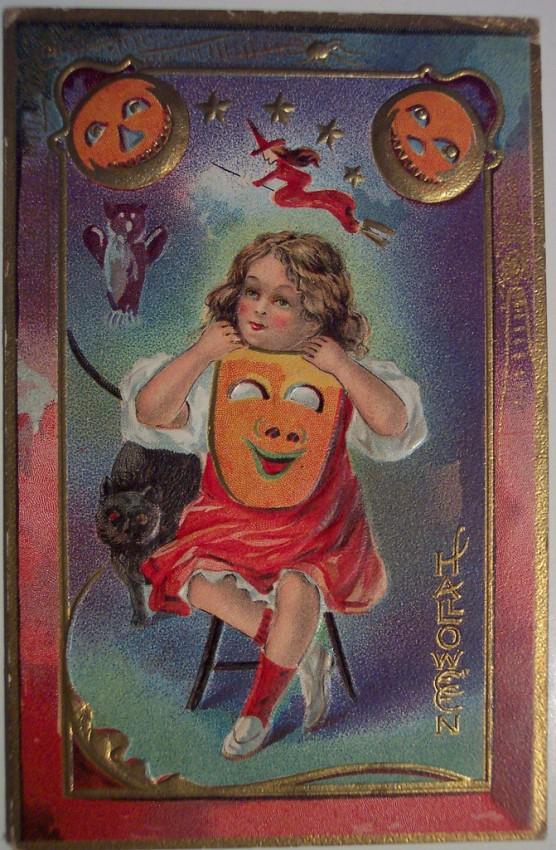 Ilustracion Halloween antigua 005